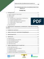 Elaboracion Del Modelo Hidrogeologico Para Los Acuiferos de Santa Fe de Bogota Dc
