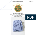 70118ADvstitch Blanket
