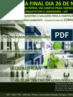 Questões e Soluções Para Habitação Popular - TFG 01-2012 - GUSTAVO ROSADAS