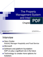 Property Management System and Interface