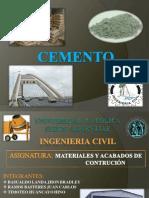 Expo. Cemento - Materiales de Construccion