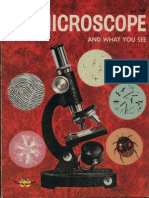 How and Why Wonder Book of the Microscope