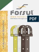 Catalogo Forsul 2014 Ok