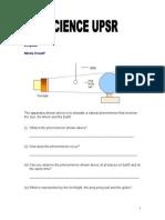 23470026 Upsr Science