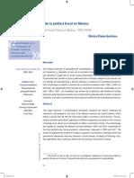 Análisis coyuntural de la política fiscal en México 1993-2004