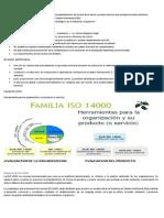 ISO 14000 Resumen