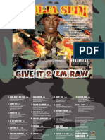 Digital Booklet - Give It 2 'Em Raw