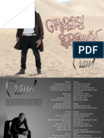 Digital Booklet - Crawl (Fanmade)