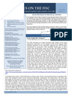 Focus on the Fisc - Aug 2014 (2)