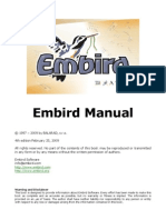 Em Bird Manual