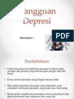 Gangguan Depresi laporan kasus