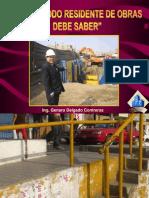 Lo Que Todo Constructor Debe Saber - Puente UNI - Casita Guardian