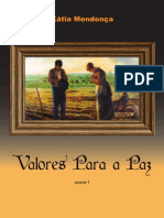 Livro_Valores Para a Paz_Volume 01