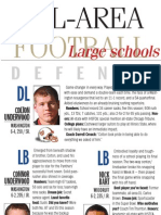 Journal Star Large-School All-Area Defense