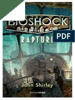 Bioshock Rapture (Libro)