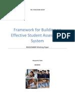 Framework Paper