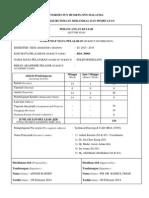Bda 30903 - Solid Modeling Module