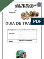 Cuadernillo de Trabajo Cajamarca