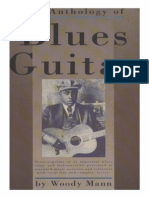 The Anthology of Blues Guitar Vol 1