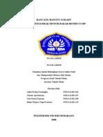 Cover Depan Gokart Fix