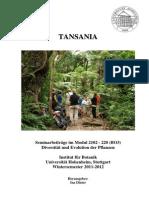 2012_Tansania_Seminarbeitraege