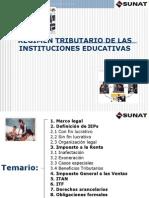 SUNAT - Instituciones Educativas Particulares_v.baja.Ppt