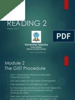 READING II - Modul 2&3-Febrina Carolina Sandra.pptx