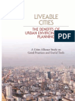 Liveable Cities Chapter 1