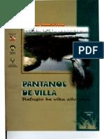 Plan Maestro 1998-2003 RVSPantanosdeVilla