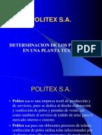 POLITEX S.A.