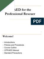 CPR-AED PR