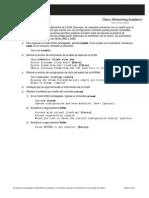 Comandos Basicos Switch y Router