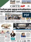 Periódico Norte edición del día 13 de septiembre de 2014