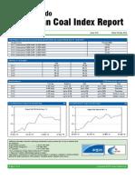 Indonesia Coal price Index 02 May 2014