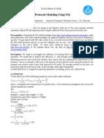 Mac Protocol Modeling Using Ns2