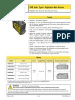 Tài liệu cảm biến bắt màu BANNER R58 Expert -  R58ECRGB1