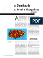 Bancos Genéticos de Plantas, Animais e Microorganismos