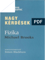 Michael Brooks-Nagy Kerdesek Fizika
