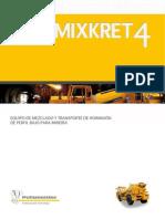 Catálogo MIXKRET4