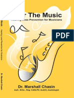 Hear the Music - Hearing Loss Prevention for Musicians
