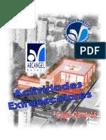 Folleto Extraescolares 2014-15