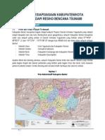 Profil Kesiapsiagaan Kabupaten Bantul