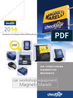 Magneti Marelli Workshop Equipment Catalog 2014 EN
