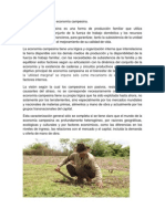 Sostenibilidad en La Producción Rural