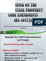 Copyright Amendments Dg