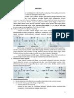 Kimia kelas 12 SMA - Protein