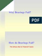 Why Bearings Fail