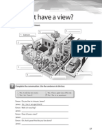 Interchange4 Intro Level Unit7 Workbook Does It Have a View