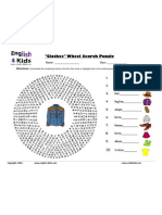 Clothes Wheel Search
