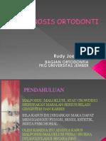 Diagnosis Ortodonsi
